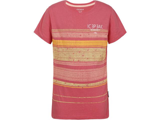 Icepeak Miami T-Shirt Girls hot pink/design 2